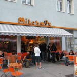 Eis Cafe Milchmix in Jena