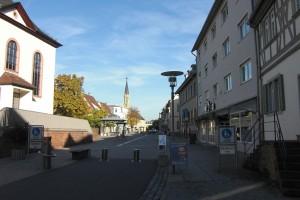 Hauptstrasse Stadt Germany